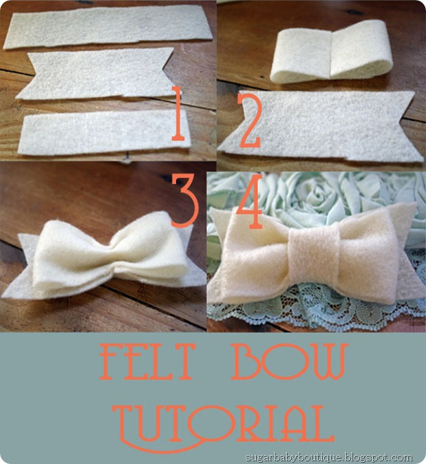 felt bow tutorial copy