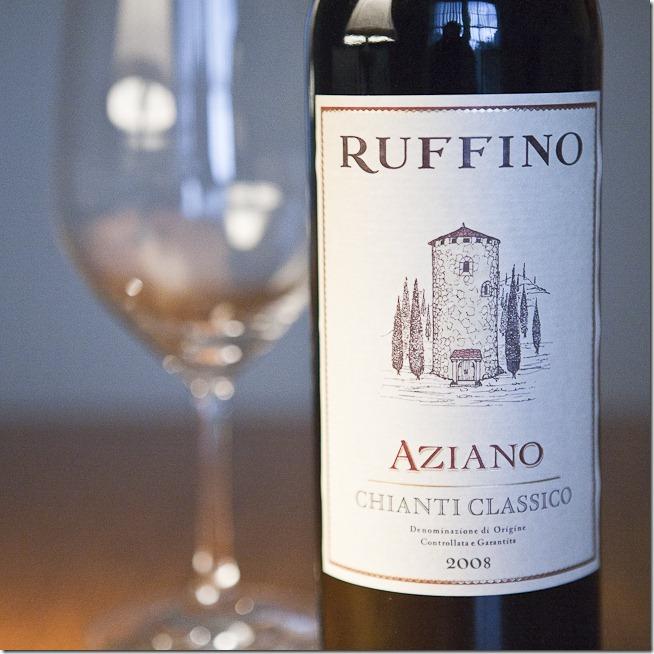 2008 Ruffino Aziano DOCG Chianti Classico-1