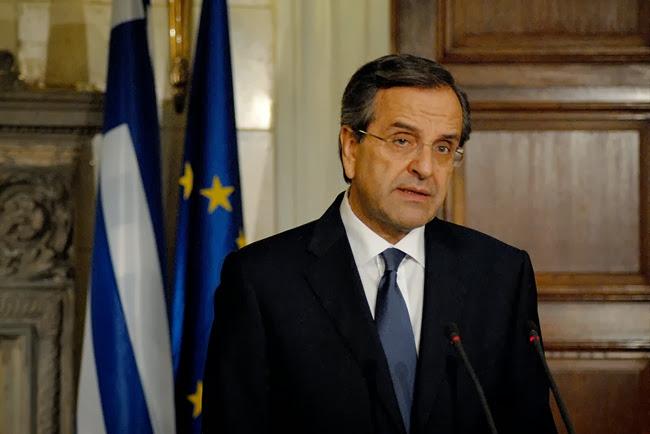 Σαμαράς υπουργός Οικονομικών;