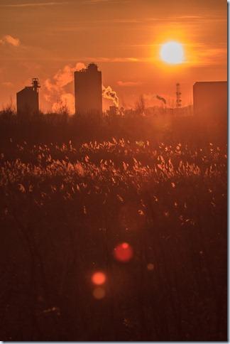 Rainham_sunset-1