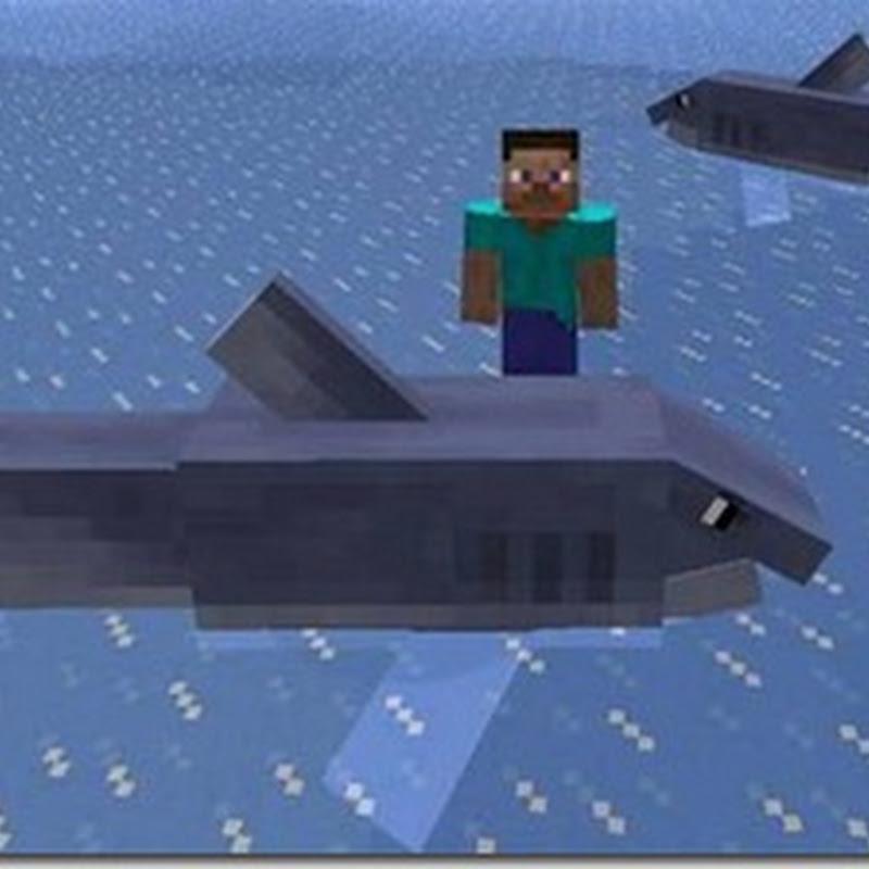 Minecraft 1.2.4 - Mo 'Creatures Mod 1.2.4 (Animali)