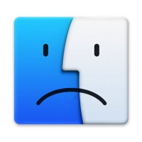 Finder sadface