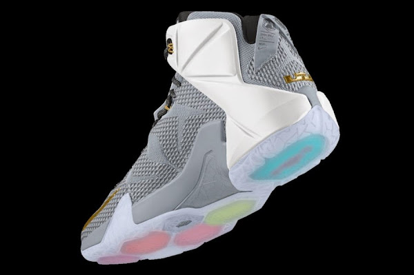 Nike LeBron XII 12 Goes Live on NIKEiD for 245