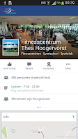 Screenshot of Sportcentrum Thea Hoogervorst