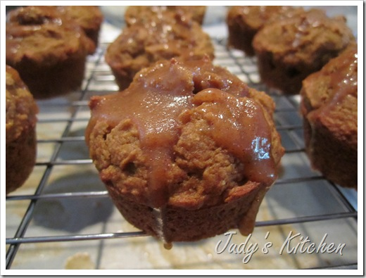 pumpkin rum raisin muffins (3)