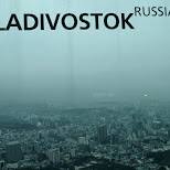 Vladivostok - one of the most Eastern Russian cities - only 750KM away in Seoul, Seoul Special City, South Korea