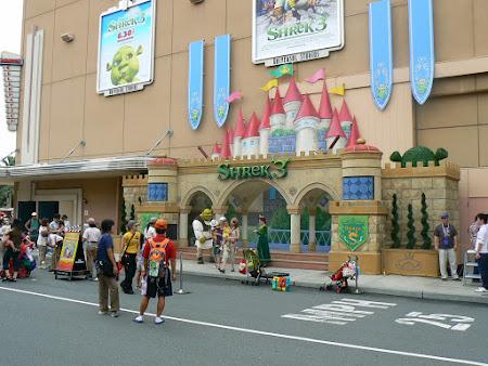 Universal Studios Osaka: Shrek