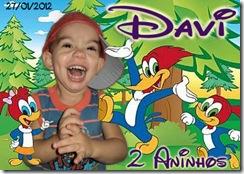 Banner Davi
