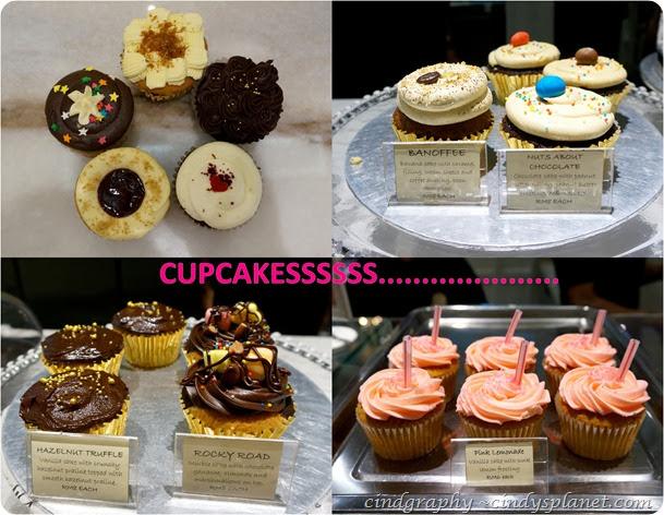 Bisou cupcake