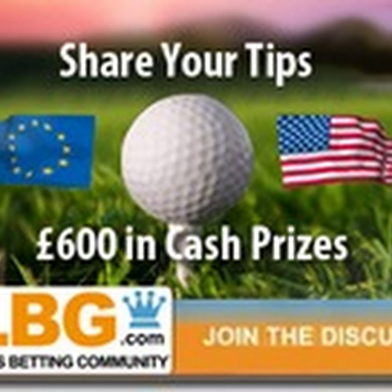 2012 Ryder Cup Free Golf Betting Preview and Tips