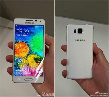 Samsung Galaxy Alpha Hadir Dengan Binaan Berasaskan Logam