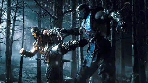Tráiler de Mortal Kombat X
