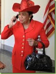 frederika wilson