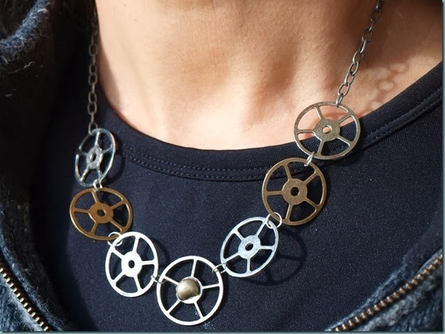 Graces sproket necklace