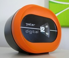Peter digital jump clock