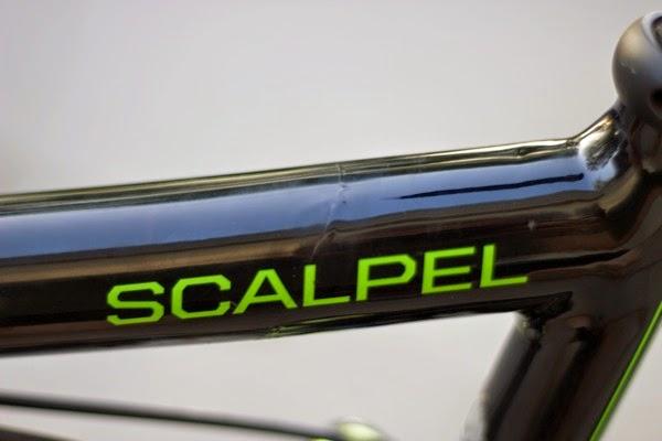 Scalpel frame 1