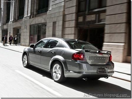 Dodge Avenger RT 7