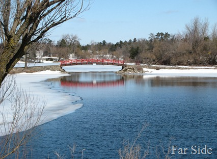 March 18, 2011 The new red bridge