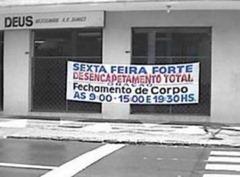 Absurdos de R. R. Soares