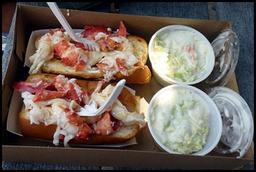 09f2 - Perkins Cove - Lobster Rolls