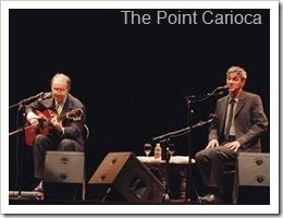 Joao Gilberto e Caetano Veloso