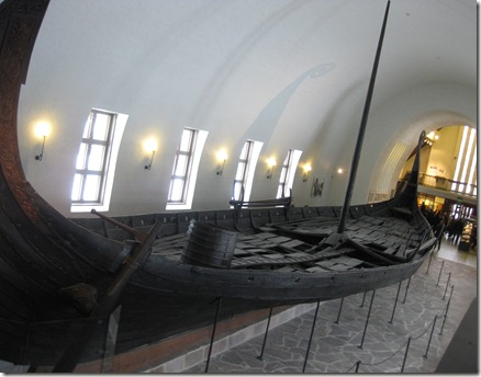 Viking Ship Oslo Norway