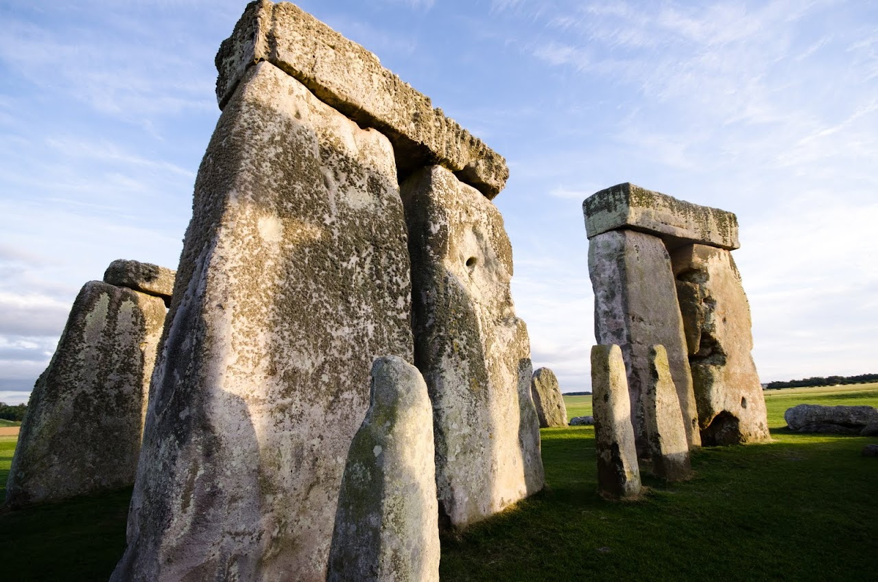 Stonehenge rocks