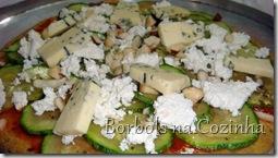 Pizza 7 Grãos Wickbold Aborninha e Ricota