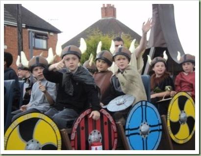 Bilbrook Carnival z
