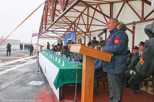 """Авианосец """"Викрамадитья"""" передан ВМС Индии"""