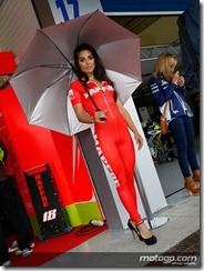 Paddock Girls Gran Premio bwin de Espana  29 April  2012 Jerez  Spain (32)