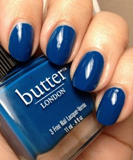 butter LONDON Blagger
