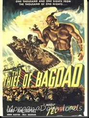 O Ladrão de bagdá -1940-download