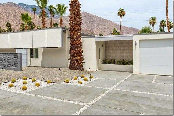 case e interni - villa anni 50 Palm Spring ristrutturazione(1)