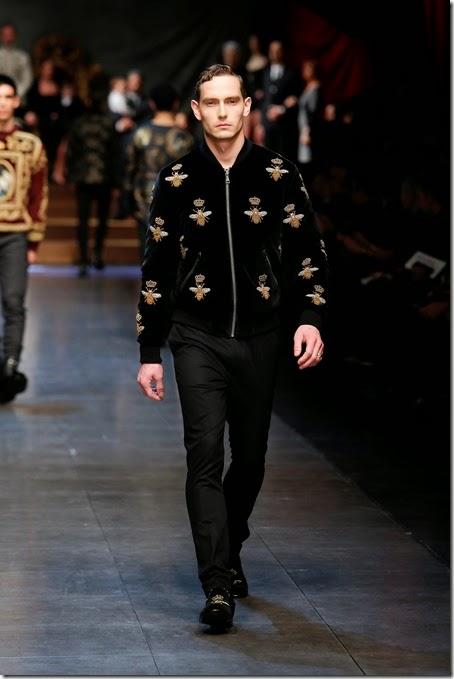Dolce&Gabbana men shiw FW 2015-16 (6)