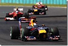 Red Bull e Ferrari escono dalla Fota