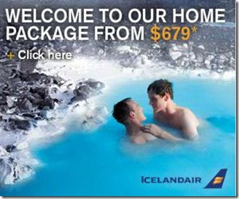 welcome to our home package iceland air