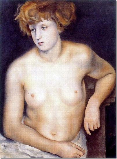 Josep de Togores i Llach - Buste de femme -1927