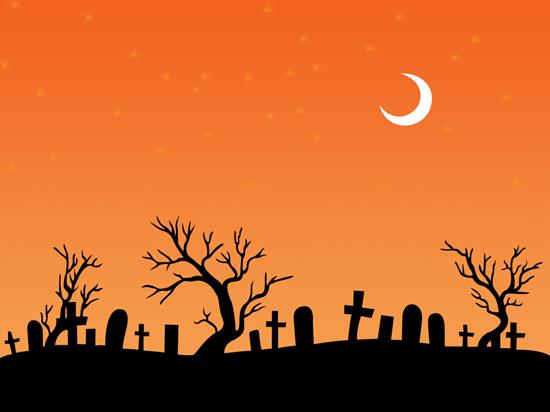 halloween-orange-moon-cemetry-31000