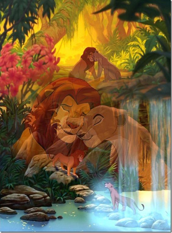 El Rey León,The Lion King,Simba (10)