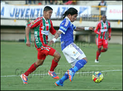 Millonarios vs Patriotas FC