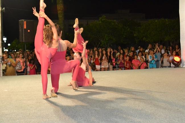 Ξεκίνησε το 24ο διεθνές φεστιβάλ «Γυμναστική για όλους» στο Αργοστόλι