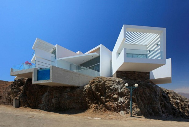beach house I-5 by vrtice arquitectos 1