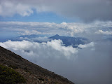 Ili Wukoh seen from the slopes of Lewotobi (Dan Quinn, July 2013)