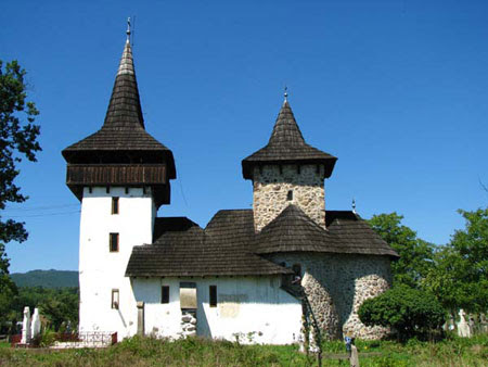 Obiective turistice Romania: Biserica Gurasada