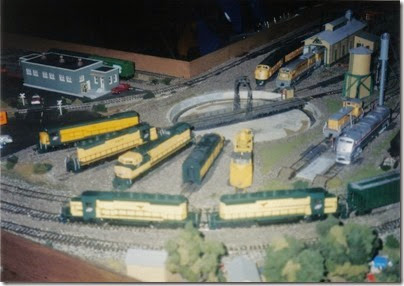 03 LK&R Layout at GATS in Portland, Oregon in October 1998