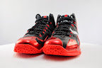 nike lebron 11 gr black red 5 03 New Photos // Nike LeBron XI Miami Heat (616175 001)
