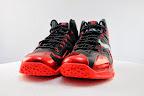 nike lebron 11 gr black red 5 03 New Photos // Nike LeBron XI Miami Heat (616175 001)