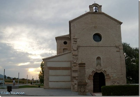 Ermita de la Virgen del Puy - Mallén