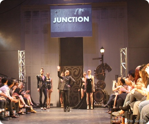 Will Brunton - Raffles Graduate Fashion Show 2012 - Junction (112)